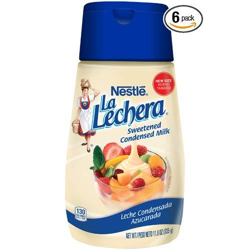 La Lechera Condensed Milk - 6 Pack
