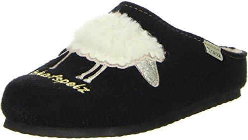 Pantofole 925 Tofee Donna nero Tw 74 Nero Schafspelz 00395 Extra SxUqUIwYB