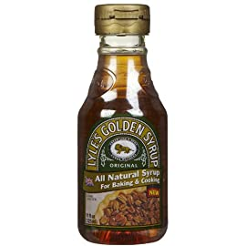 Lyle's Golden Syrup, Original, All-Natural Syrup for Baking and Cooking, 11 oz Bottles, 6 pk 2 Originated from UK 100% natural Perfect comfort food for a rainy day