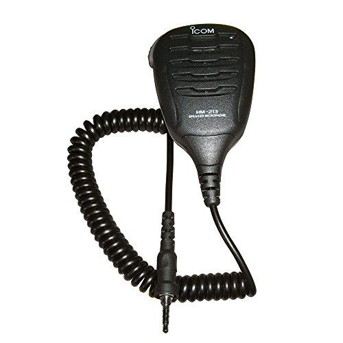 Icom HM213 Waterproof Floating Speaker by Icom