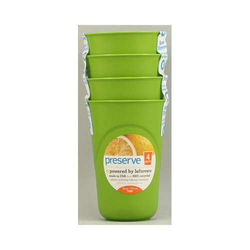 Everyday Cup Green 4pk Size 16z Everyday Cup Apple Green 4pk 16z