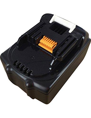 Batteria per MAKITA TD144DRFX, Capacità molto elevata, 18.0V, 6000mAh, Li-ion