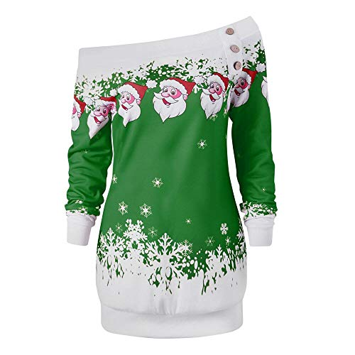 Mexico Fancy Dress - Plus Size Tops Womens Merry Christmas