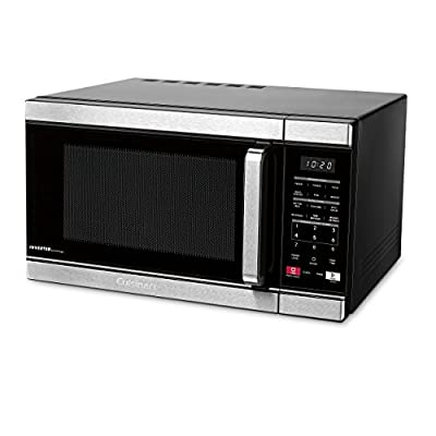 Cuisinart CMW-110 Stainless Steel Microwave Oven, Silver