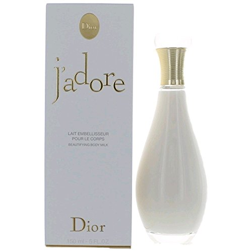 Body Dior Addict Moisturizer - J'adore by Christian Dior Body Milk For Women 5 OZ./ 150 ml