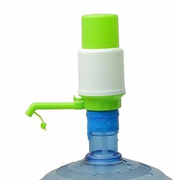 OPEN BUY Dispensador de agua portatil para garrafas pesadas sin volcar ni envasar botellas puerta del frigorífico verano camping, caravanas, ...