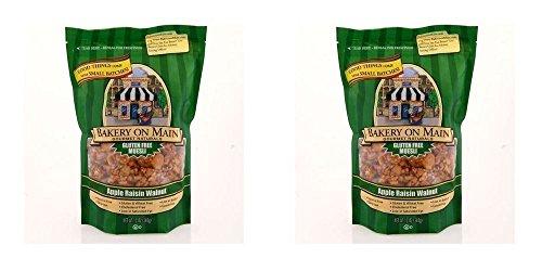 (2 PACK) - Bakery/Om Apple Raisin & Walnut Granola| 340 g |2 PACK - SUPER SAVER - SAVE MONEY