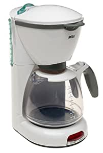 Amazon.com: Theo Klein Braun Toy Coffee Maker: Toys & Games