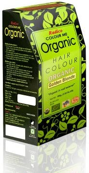 Radico Colour Me Organic (Golden Blonde) by Radico