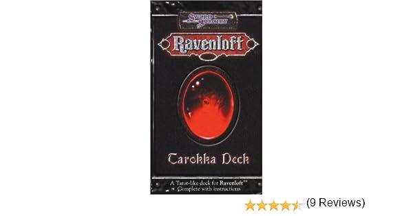 Ravenloft Tarokka Deck Pdf