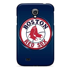 WAWOCASE Design High Quality Boston Red Sox Cover Case With Excellent Style For Galaxy S4