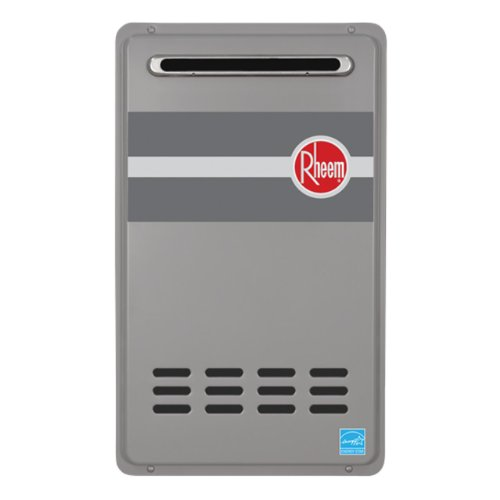 Rheem RTG-84XLN 8.4 GPM Low NOx Outdoor Tankless Natural Gas Water Heater