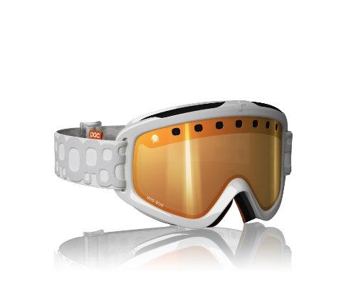 POC Iris BUG Goggles (White, Medium), Outdoor Stuffs