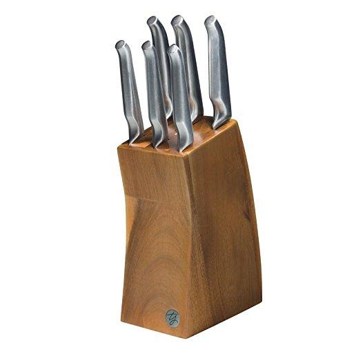 Trisha Yearwood by Furi 7 Piece Knife Block Set by Füri