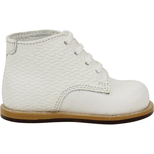 Shoes Walking wov Unisex White Kid's Shoe Josmo tf4SxE