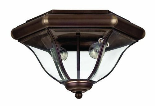 2443CB Outdoor San Clemente Light by Hinkley