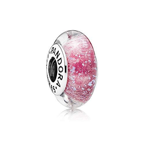 (Pandora Sterling Silver Disney's Anna Signature Color Charm 791645)