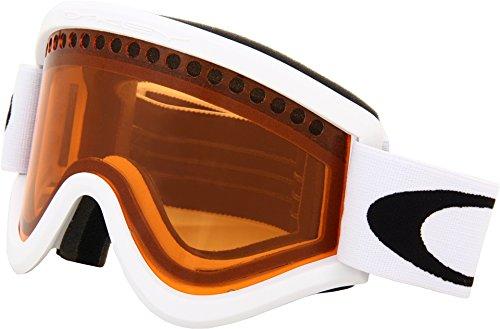 Oakley 57-789 E-Frame Snow Goggle, Snow Matte White with Persimmon - Oakley Ski Bag