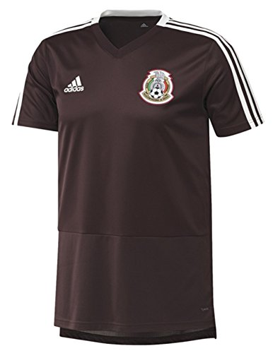 adidas Men's Soccer Mexico Training Jersey (Large)