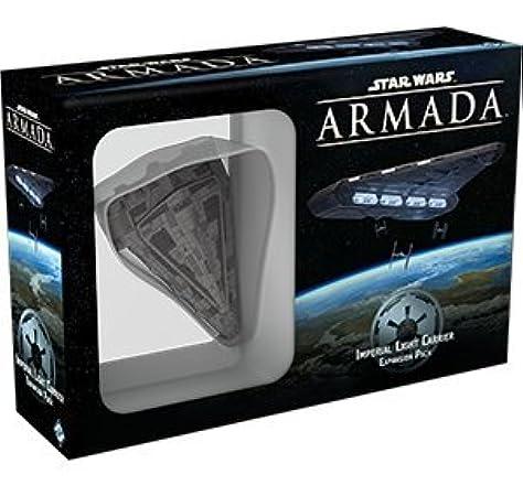 Fantasy Flight Games FFGD4322 Star Wars: Armada-Imperialer - Juego de Cartas (Portador Ligero): Amazon.es: Juguetes y juegos