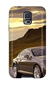 Premium Galaxy S5 Case - Protective Skin - High Quality For Bentley Continental Wallpaper