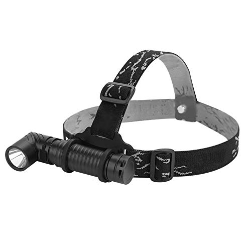 Headlamp, LED Headlamp Flashlight, T6 USB Rechargeable Headlight 700 Lumen Super Bright Head Lamps Hands-free Headlamp Torch for Night Camping Running Hiking Fishing Cycling, Built-in 118650 Battery by Vbestlife
