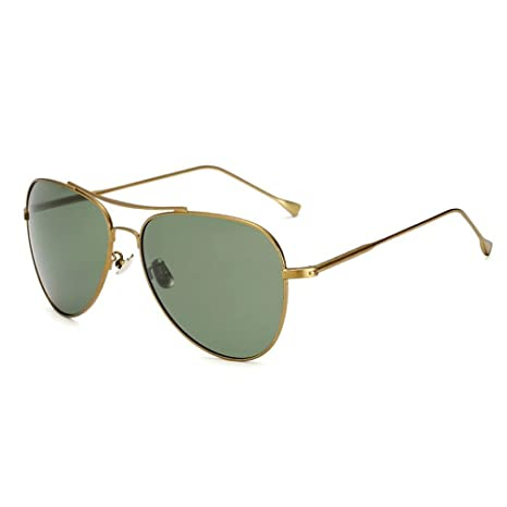 DING-GLASSES Gafas Gafas de Sol clásicas Modelos de Pareja ...