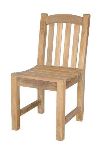 Anderson Teak Chelsea Dining Chair, Dupione Walnut