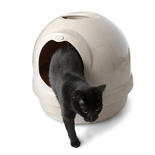 4110YjRCEuL - Petmate Booda Dome Litter Box