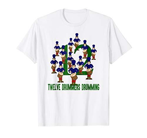 Drumming   drummer t-shirts the best Amazon price in SaveMoney.es 55e8a1165