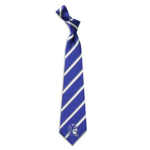 (Duke Blue Devils Collegiate Woven Polyester Necktie)