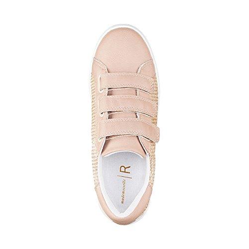 Mademoiselle R Frau Sneakers Aus Mesh mit Klettverschluss Gre 37 Weitere