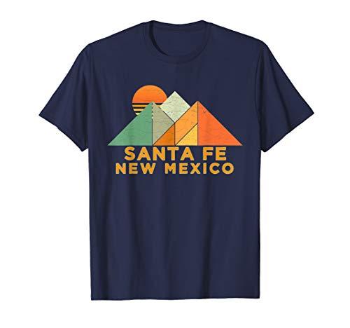 (Retro Vintage Santa Fe Tee Shirt)