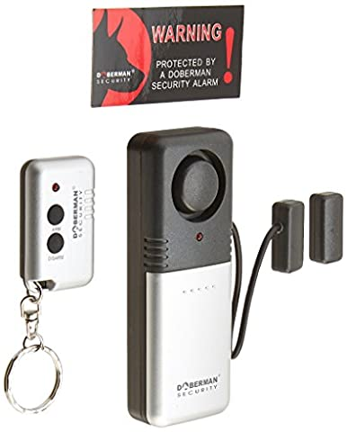 Doberman Security Truck Tool Box Alarm (Doberman Door Alarm With Remote)