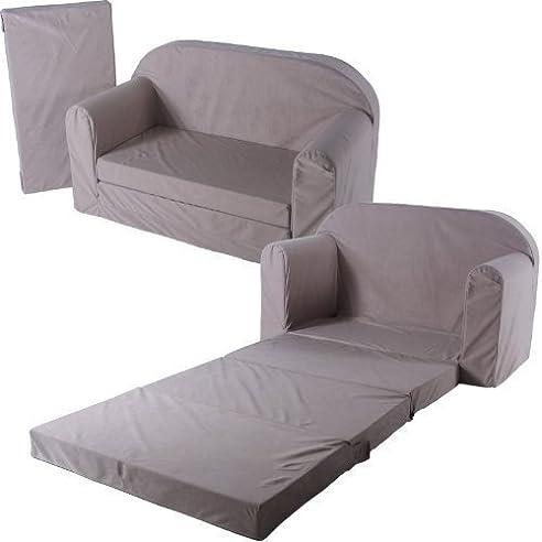 Schlafsofa 100x172cm Sofa Kinder Klappmatratze Gästebett ...