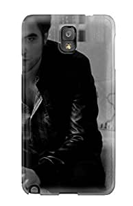 Premium Galaxy Note 3 Case - Protective Skin - High Quality For Robert Pattinson For Phone