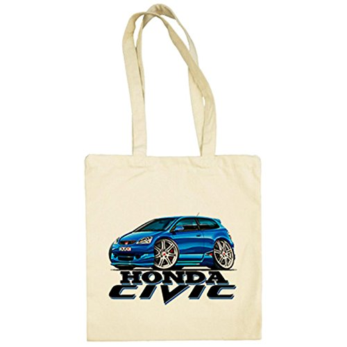 Shirts Diver Cloth Bag Beige New Honda Civic