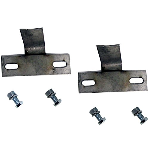 MBRP KT1003 Stainless Steel Exhaust Stack Mounting Kit with Hardware ()