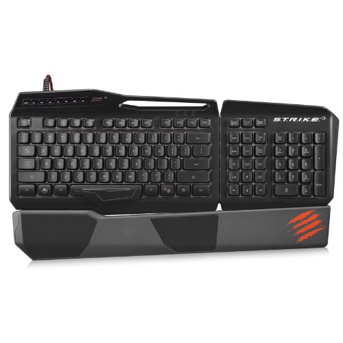 Mad Catz S T R I K E Gaming Keyboard