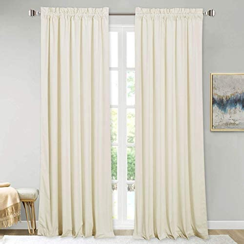 StangH Thick Velvet Curtains 2 Panels Set
