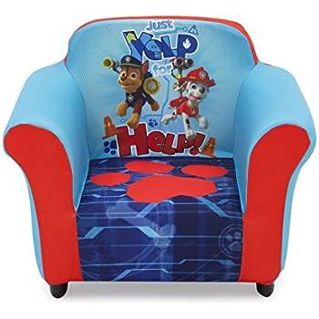 Amazon Com Delta Children Plastic Frame Upholstered