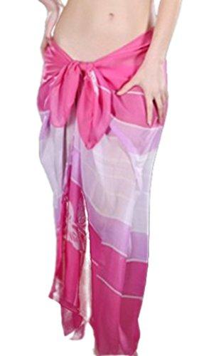 PRESKIN - verano pareo falda del abrigo del mantón pañuelo para el cuello de la playa   sol proteccíon   beach bikini cover up