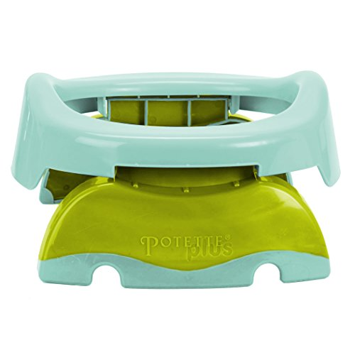 Kalencom Potette Plus 2-in-1 Travel Potty Trainer Seat Teal …