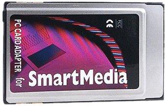 Media Express Adaptador/Lector de Tarjetas PCMCIA para Smart ...