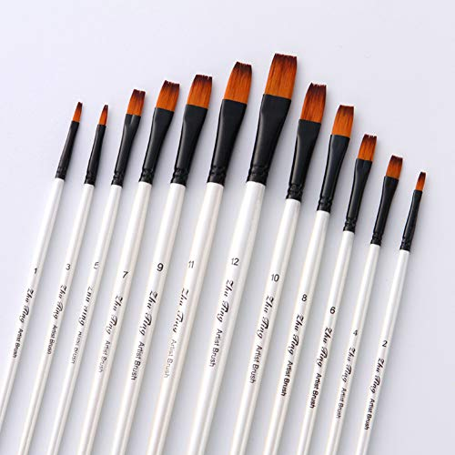 Paintbrush Acrylic Watercolor Painting Professional product image
