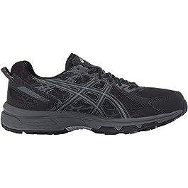 ASICS Men's Gel-Venture 6 Running Shoe, Black/Black, 10 Medium US