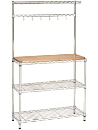 Amazon.com: Shelves U0026 Racks: Home U0026 Kitchen: Rack Shelves, Rack  Accessories, Specific Use Racks U0026 More