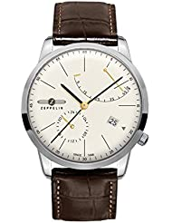 Graf Zeppelin LZ129 Flatline Automatic Watch with Power Reserve 7366-5