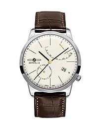 Graf Zeppelin LZ129 Flatline Automatic Watch with Power Reserve 7366-5