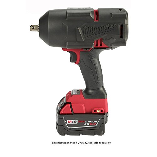 Milwaukee M18 FUEL High Torque Impact Wrench Protective Tool Boot